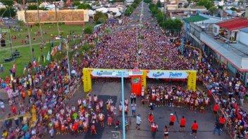 La Maratón de Reyes de Concordia fue confirmada para septiembre