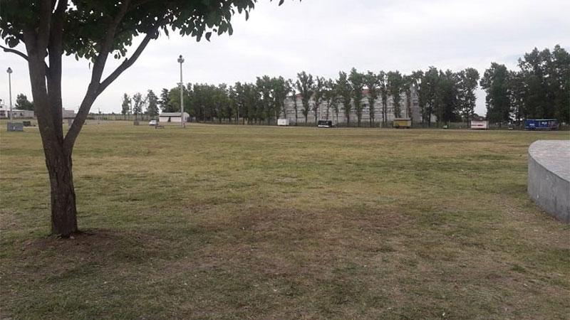 Parque del Lago de Crespo