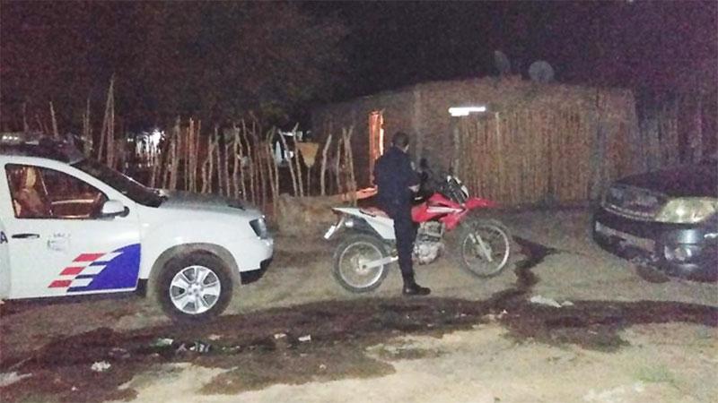 Violento hecho en Santiago del Estero