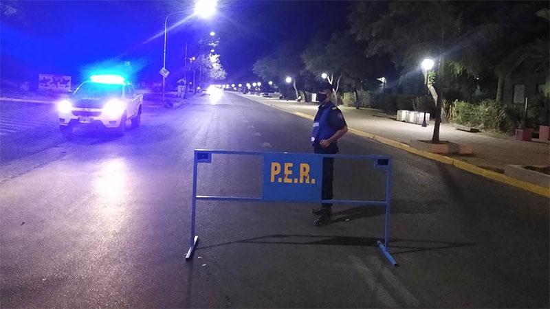 Oficializaron nuevos horarios para las restricciones nocturnas en Entre Ríos