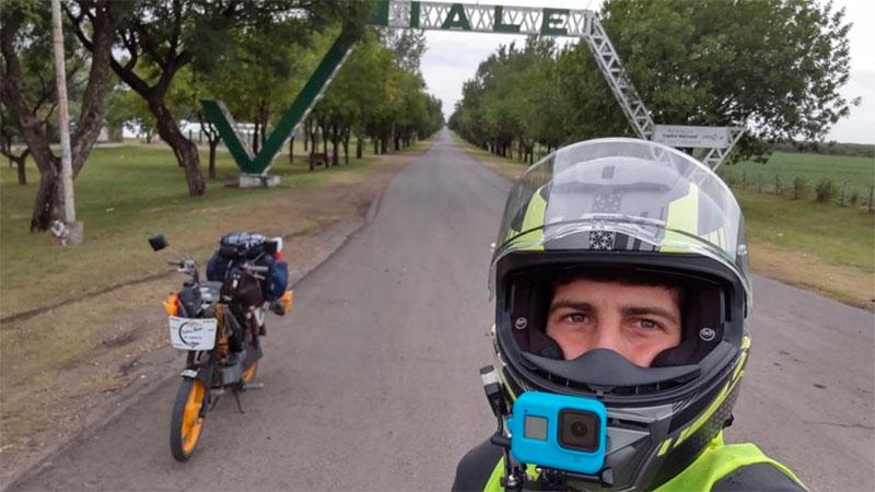 Una aventura en dos ruedas por Entre Ríos.