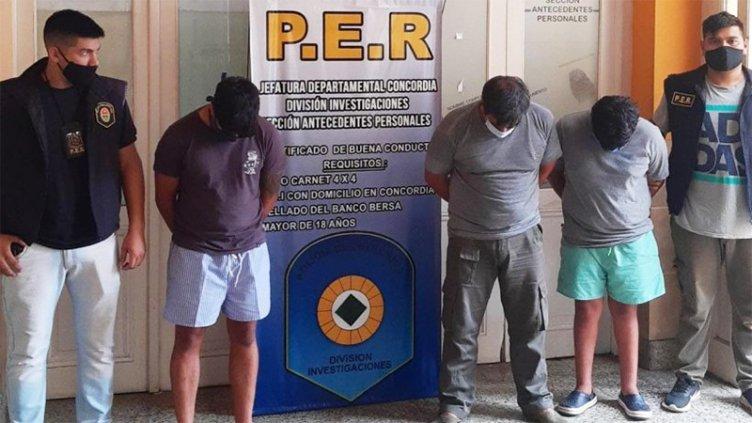Hallaron enterrados más de 4 millones de pesos que habían robado a camionero