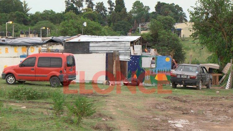 Barrio Illia, tras el temporal: Familias solicitan donaciones