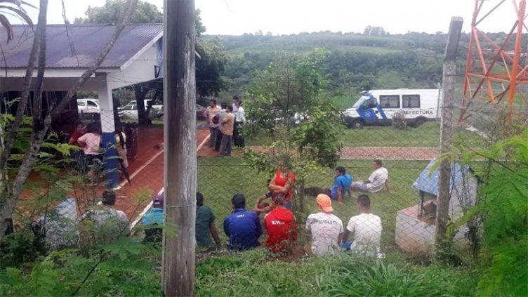 Tragedia: Hallaron ahogados a tres hermanitos en el río Paraná