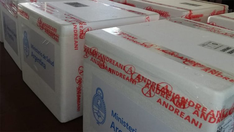 Covid-19: a finales de febrero comenzaría la vacunación masiva en la provincia