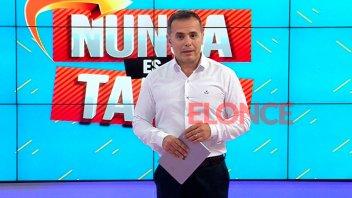 """Cristian Bello en Elonce: """"queremos honrar la relación del canal con su público"""""""