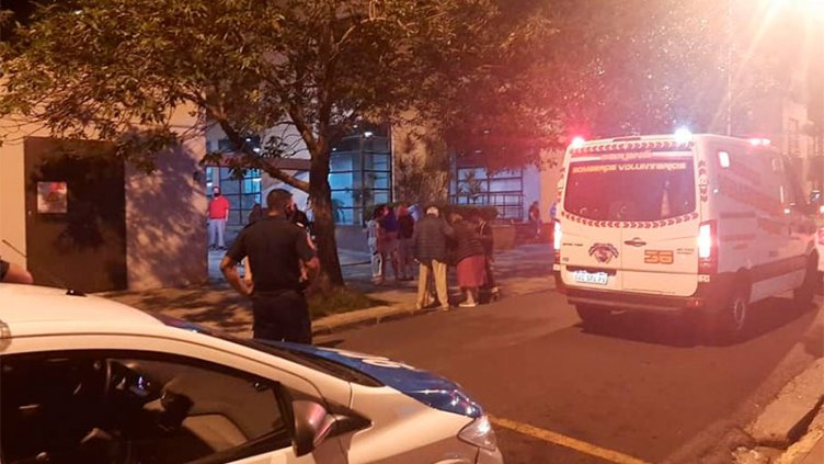 """Temblor: """"Los vecinos estaban asustados"""", contaron Bomberos Voluntarios"""