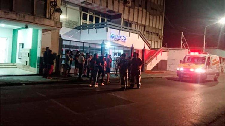 Temblor se sintió en Paraná: vecinos de edificios del centro salieron a la calle