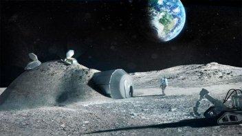 Cómo será la base que la NASA planea instalar en la Luna en 2030