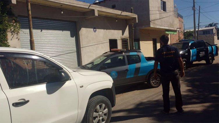 Paraguayos afincados en Buenos Aires maniataron a familia en Entre Ríos
