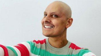 """""""Pelito creciendo"""": Lio Pecoraro mostró cómo avanza su recuperación"""