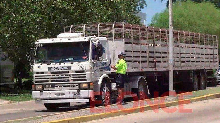 Transportistas levantaron la medida de fuerza en el Túnel Subfluvial