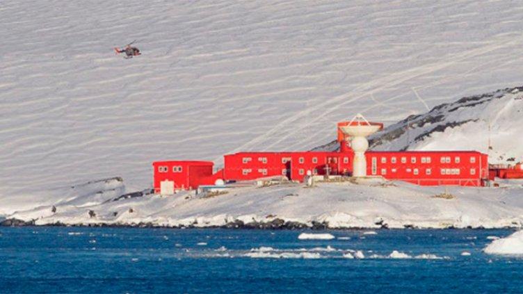 Sismo de 7,1 en la escala de Ritcher hizo temblar la Antártida y parte de Chile