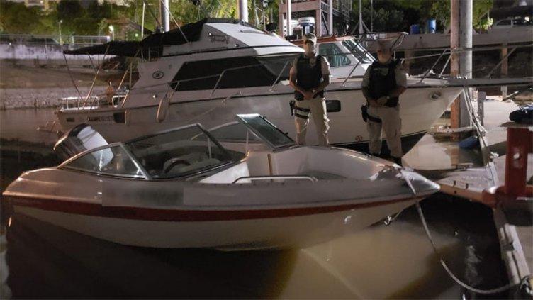 Demoran a participantes de fiesta clandestina a bordo de yate en el río Paraná
