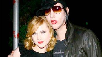 Una actriz denunció que Marilyn Manson la sometió a abusos durante años