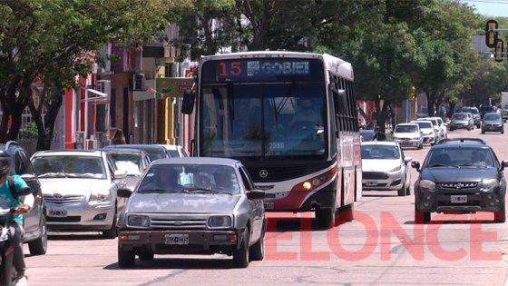 Este lunes rigen nuevos horarios de circulación de colectivos en Paraná