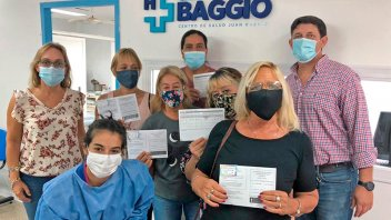 Trabajan distintos aspectos del sistema sanitario de Gualeguaychú