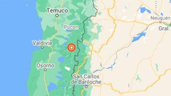 Un sismo en Chile hizo temblar a Bariloche y San Martín de los Andes