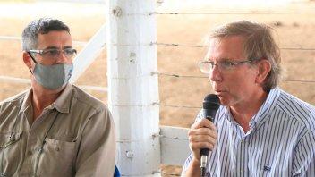 La provincia asiste a productores ganaderos en Federal