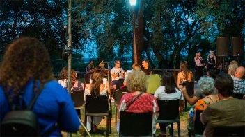 Activá Verano: Regresó el Puente de la Palabra en el Parque Urquiza