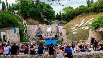 Regresa Música en el Anfiteatro: grilla a puro ritmo y sonidos del Litoral