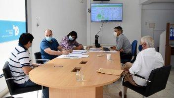 Covid-19: Analizaron la situación sanitaria del departamento Gualeguaychú