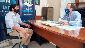 Gestionan la construcción de viviendas para sindicatos de Concepción del Uruguay
