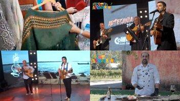 Hasta el domingo sigue la edición virtual de la Fiesta Nacional de la Artesanía