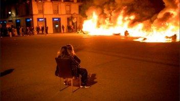 Siguen los disturbios en España tras la detención del rapero Hasel