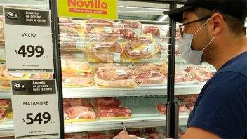 Paraná: controlan cortes de carne tras el acuerdo por Precios Cuidados