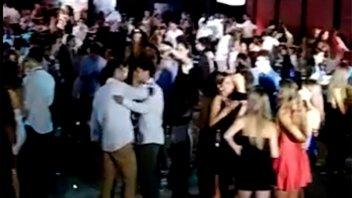 Difundieron video de la fiesta de egresados clausurada en Paraná