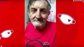 Dolor por la pérdida: murió Pedro Niz, incansable colaborador de Once por Todos