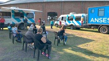 Resultados de los operativos de atención de ANSES en Entre Ríos y Santa Fe
