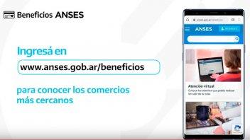 Anses: sitio para jubilados y beneficiarios de AUH ofrece importantes descuentos