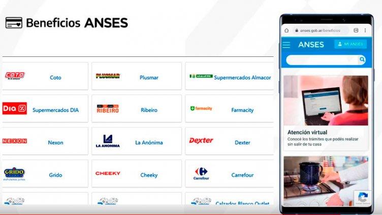 Descuentos de Anses para jubilados y AUH: cómo acceder y qué marcas participan