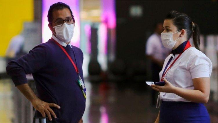 Se cumple un año del primer caso confirmado de covid 19 en América Latina
