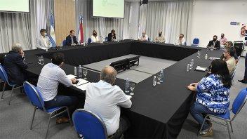 Bordet presentó aportes para consensuar proyecto de buenas prácticas agrícolas