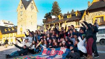 Son 19 los estudiantes entrerrianos contagiados de Covid-19 en Bariloche