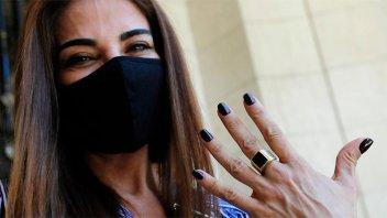 Zulemita Menem contó qué hará tras haber recuperado el anillo de su padre