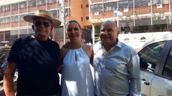 Antonio Tarragó Ros estuvo en Entre Ríos y fue padrino de un casamiento