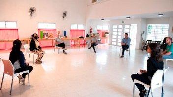 Comienza a implementarse en Paraná el Programa Nacional Primeros Años