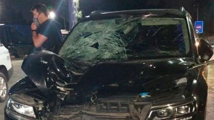 Trágico siniestro: un hombre murió atropellado por el ex arquero Pablo Cavallero