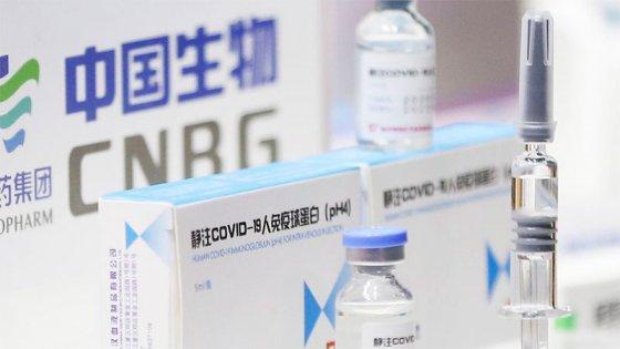 Comienzan a distribuir en el país las más de 400 mil vacunas Sinopharm