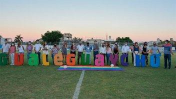 Provincia acompañó la apertura de la Copa Juguemos por la Equidad de Géneros