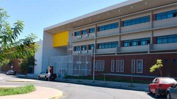 Entregaron parcialmente la escuela Puerto Nuevo de Paraná