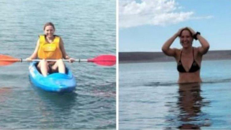 Tragedia en Lago Cardiel: una de las víctimas le dio su salvavidas a un nene