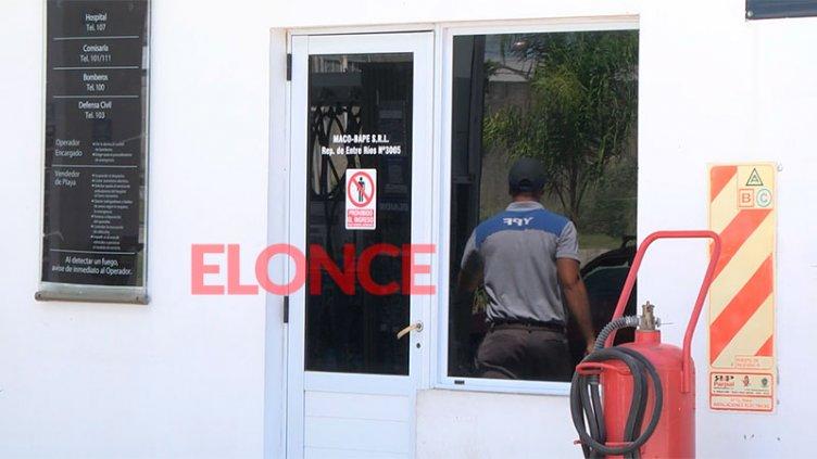 """Millonario robo en estación de servicio: """"aprovecharon desfasaje en el traslado"""""""
