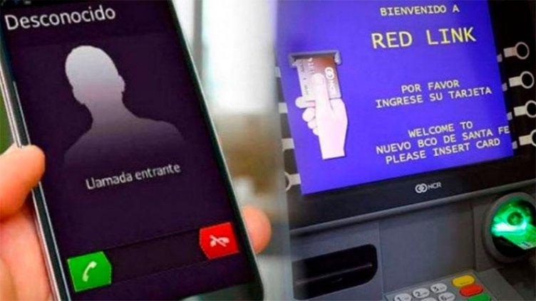 Otra estafa telefónica: tras engaño, a mujer mayor le robaron diez mil dólares