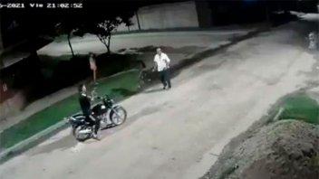 Video: vendedor se resistió a un asalto y lo mataron de seis balazos