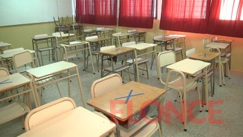 AGMER comunicó que la adhesión al paro docente rondó el 95% en Entre Ríos